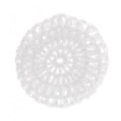 KATZ Sparkly Hair Bun Nets; filets à chignon brillants pour enfants.