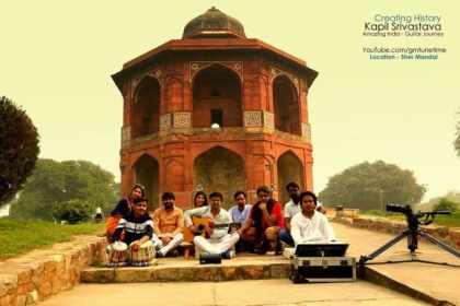 Kapil_Srivastava_Amazing_India_Guitar_Journey_Guitarist_Guitarmonk_Gmtunetime_Music