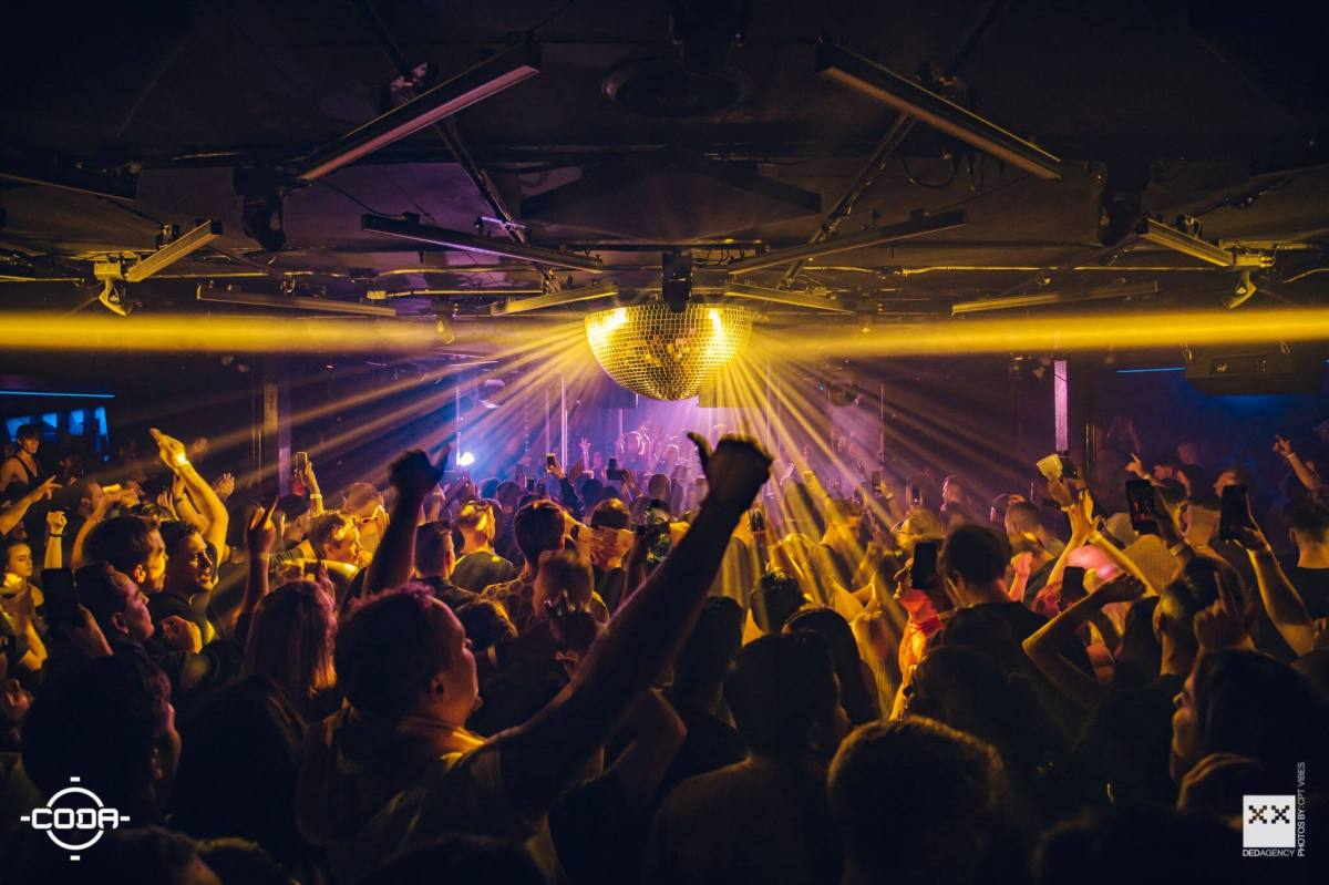 Toronto's CODA nightclub owner discusses the venue's imprint across the city ahead of their fifth anniversary party [Interview]Patrick Topping CODA Photo Credit Alec Donnell Luna 1