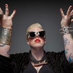 """""""Being jaded is lame,"""" The Black Madonna comments on her experience on Holy Ship!The Black Madonna Uli Webber Mimag"""