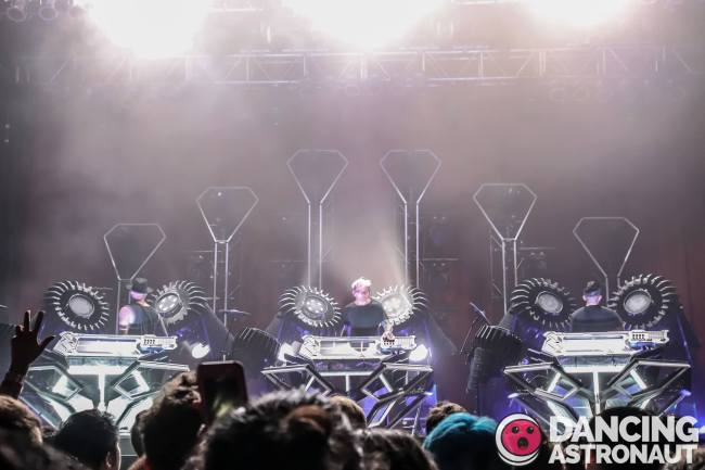 The Glitch Mob – 'See Without Eyes' world tour, ft. The Blade 2.0 – photography by Ryan CastilloIMG 0077