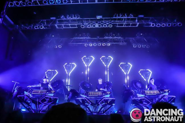 The Glitch Mob – 'See Without Eyes' world tour, ft. The Blade 2.0 – photography by Ryan CastilloIMG 0125