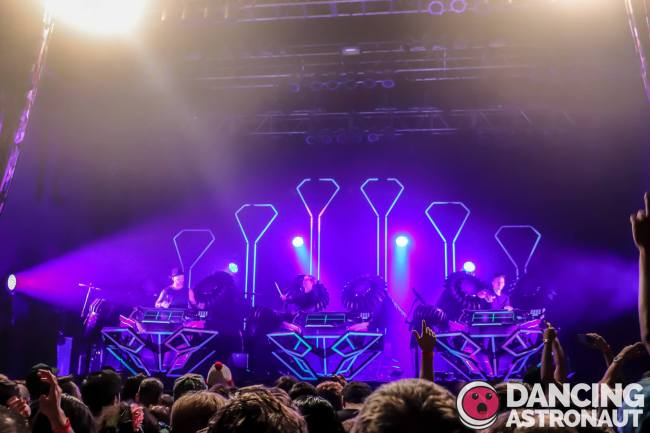 The Glitch Mob – 'See Without Eyes' world tour, ft. The Blade 2.0 – photography by Ryan CastilloIMG 0228