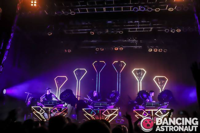 The Glitch Mob – 'See Without Eyes' world tour, ft. The Blade 2.0 – photography by Ryan CastilloIMG 0229