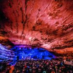 SVDDEN DEATH plots VOYD performance at famed experiential venue The CavernsTheCaverns Pelham Grundy