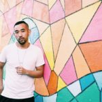 Pat Lok returns with youthful single, 'Freefall,' from forthcoming EPPat Lok Press Shot