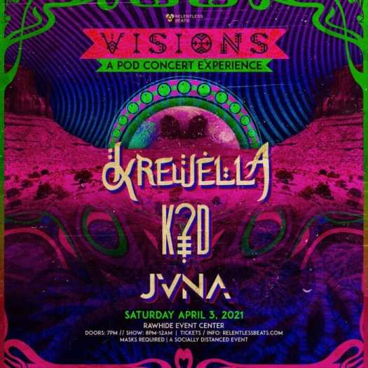 Virtual Riot, Gareth Emery, Jason Ross, k?d, Krewella, and more set for three-night Relentless Beats pod event [Giveaway]OT WThA