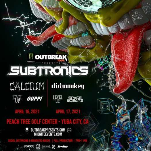 Win front row car passes to see Subtronics and more in California [Giveaway]BnrQ13cg