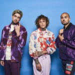 'HELLRAISERS, Pt. 1' is Cheat Codes as we know and love them—lively conductors of dance-pop crossoversCredit David Higgs 4