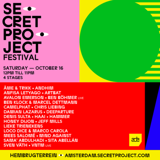 Insomniac's Secret Project schedules first international foray at this year's ADESecret Project Ade Dancing Astronaut