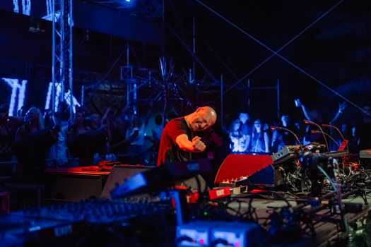 EXIT Festival celebrates a monumental 20th anniversary in Novi Sad, Serbia — photos by Jelena Ivanovic, Marko Edge, and Benny GasiPaul Kalkbrenner Dance Arena