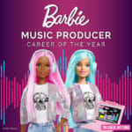Mattel nods to female underrepresentation in the music industry with Barbie Music Producer dollBarbie COTY2021 PR 090721