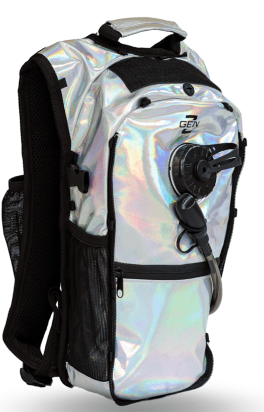 GenZ Outdoor's RaveRunner Hydration Pack offers festival-goers all the features they know they need—and the ones they didn't [Review]Screen Shot 2021 09 17 At 1.23.18 PM