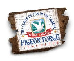 Pigeon Forge Logo, Smokies Reopening Update