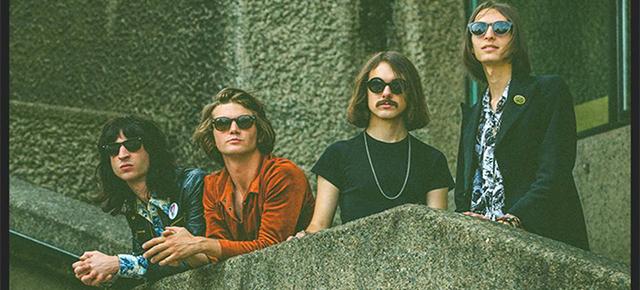 Telegram + The Bohicas + Gengahr // Festival les Inrocks Philips // La Boule Noire // 14 novembre 2014