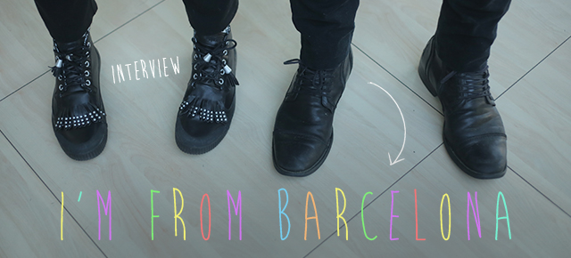 Rencontre // I'm From Barcelona