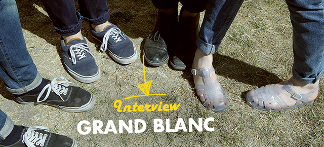 Rencontre // Grand Blanc // Solidays 2015