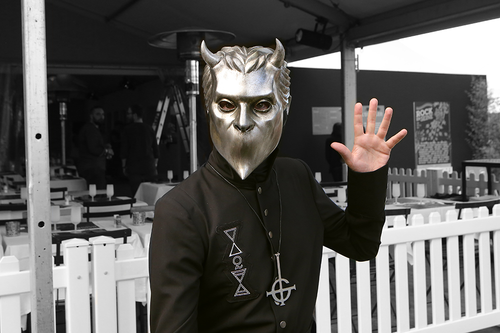 Ghost Download Festival 2018 Paris