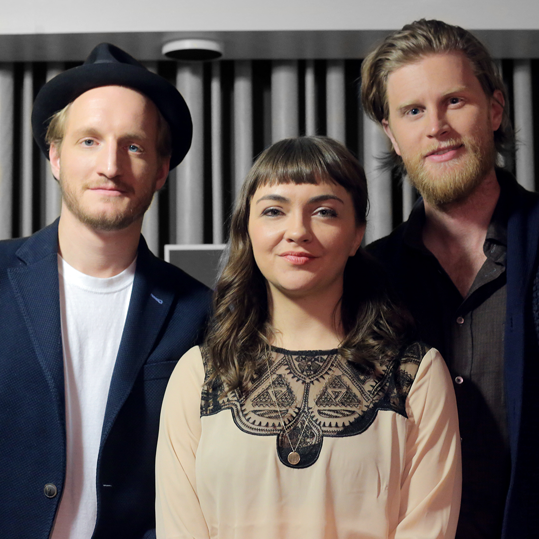 The Lumineers Ho Hey Portrait Paris France