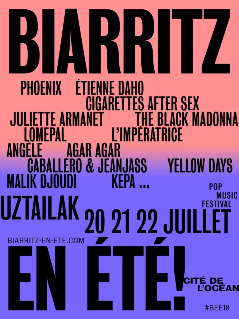 dancing feet biarritz en été