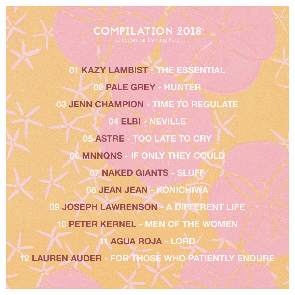 dancing feet compilation 2018
