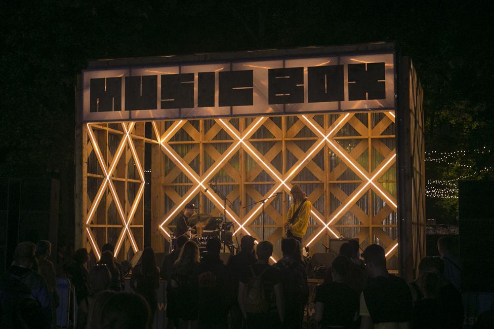 Chelou Music Box Sziget festival 2018