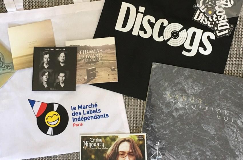 Un pack de vinyles, CD et goodies du label Upton Park à gagner