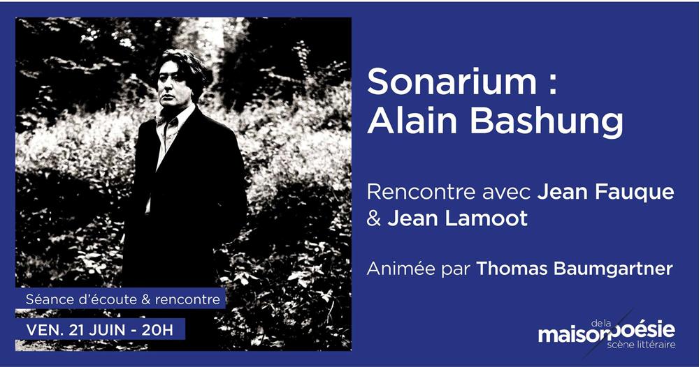 soirées Paris juin sonarium