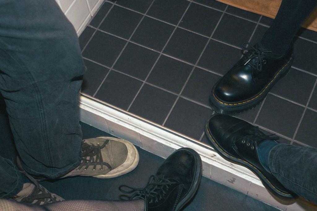 We Hate You Please Die Dancing Feet