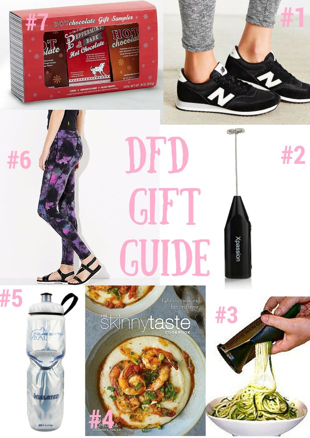 Dancing for Donuts | 2015 Holiday Gift Guide