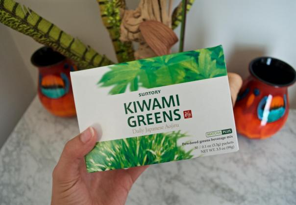 Dancing for Donuts | Staying Healthy On-The-Go with Kiwami Greens.