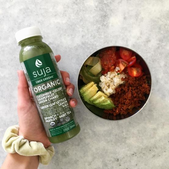 Dancing for Donuts | Friday Finds | National Green Juice Day with Suja