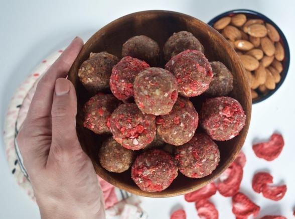 Dancing for Donuts | AB & J Energy Bits - Gluten-Free, Vegan