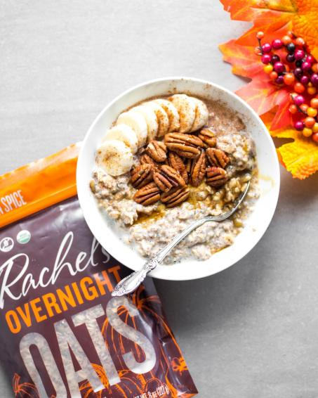 Dancing for Donuts | DFD Babe Feature: Rachel of Rachel's Overnight Oats