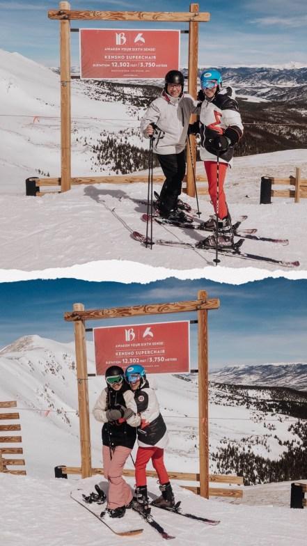 Dancing for Donuts   Annual Family Ski Trip in Colorado