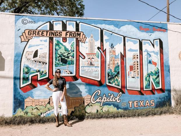 Mother/Daughter Weekend in Waco + Austin, Texas!