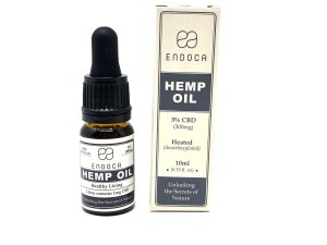 Endoca Hemp Oil 300mg