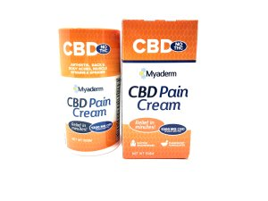 Mayaderm CBD Pain Cream