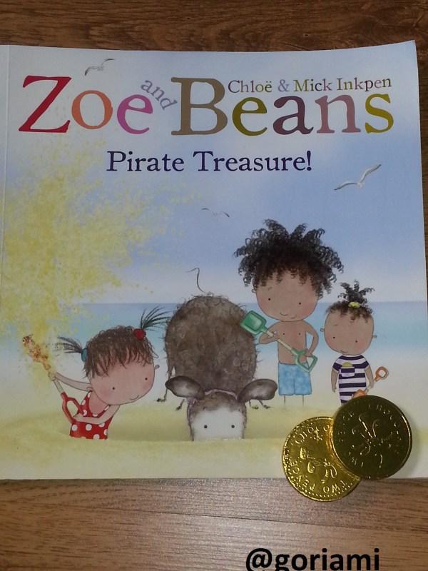 Pirate Treasure Book
