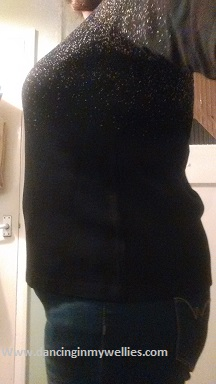 Spanx! I look firmer round the middle!