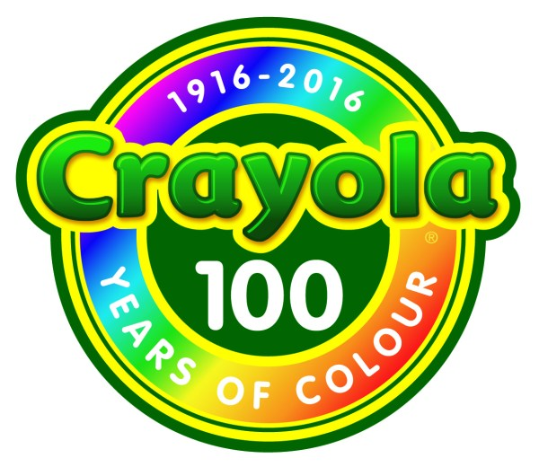 100 years of Crayola