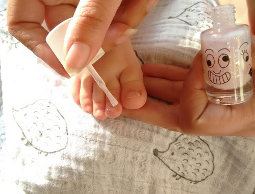 Non toxic nail varnish for kids