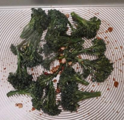 Broccolini Pre-Roast