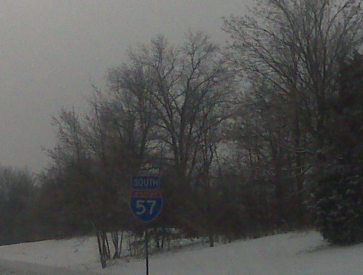 I-57 to Paducah