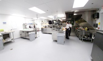 in the Cabonnay kitchen