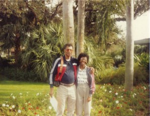 Our Florida vacation around 1986
