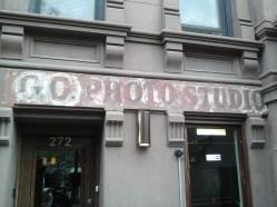 James Van Der Zees former Photo Studio