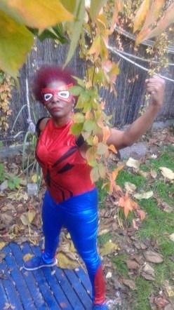 Spider Woman Super Power