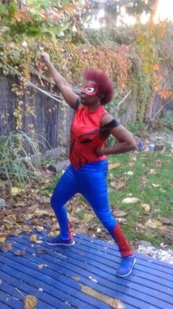 Spider Woman Queen