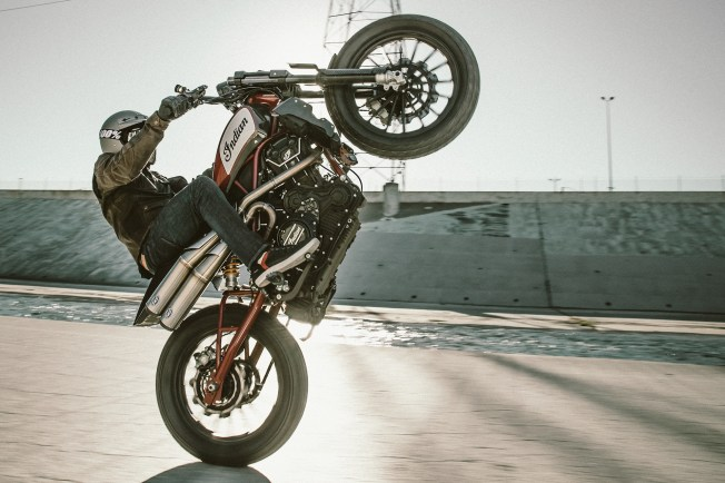 When you think about it, it's surprising (and awesome) that this bike is going into production.